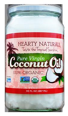30oz Coconut Oil