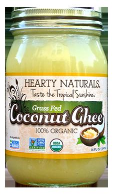 14oz Coconut Ghee