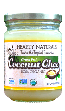8oz Coconut Ghee